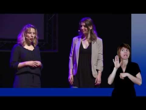 A La Découverte Du Continent Sourd [Version Signée]: D & G Portnoï At TEDxVaugirardRoad 2013