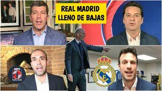 LA LIGA Real Madrid vs Eibar. Mucho en juego para Zidane. ¿Las bajas son excusa? | Fuera de Juego