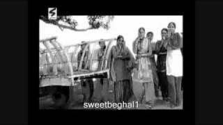 Madhanian haiye oh mere- with lyrics (surinder kaur)