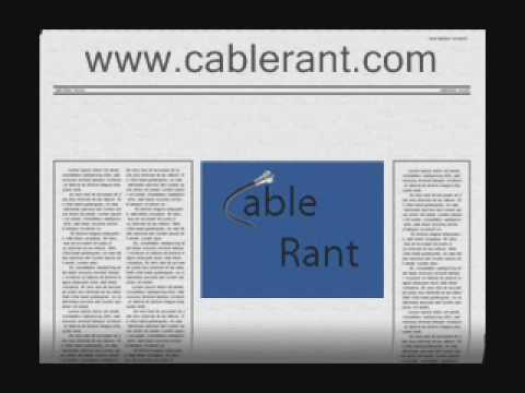 Cable Industry Forum: Television, HDTV, Internet & Telephone