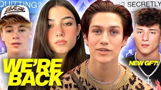 Charli & Chase OFFICIALLY BACK Together After THIS?!, Tony Lopez DATING TikToker, Nick Austin QUITS