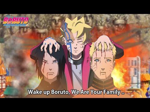 Download Boruto vs Naruto and Sasuke | 7 Things That Happen when Momoshiki Takes Over Boruto's Body