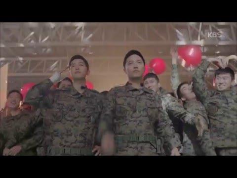 20160414 Red Velvet on Descendants Of The Sun ep 16