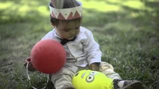 Песня для сына.Один годик. Первый день рождения! Ранель Хафизов.