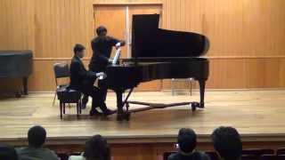 Preludios del Bicentenario (2010): 3. Morelos - Carlos Islas Arias . Héctor Ceballos Valencia, Piano