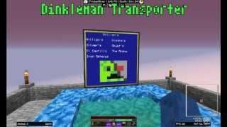 Objets Machines EP 1: Touchscreen Mystcraft Portal