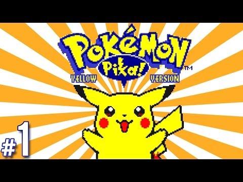 Pokemon Yellow | PART 1 | ScykohPlays