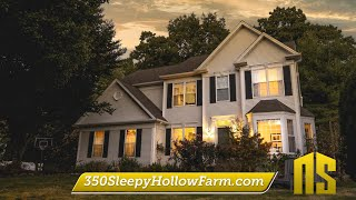 NSTV | 350 Sleepy Hollow Farm Rd Home Tour
