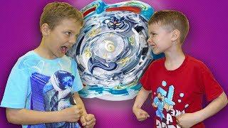 ПОСВАРИЛИСЯ за БЕЙБЛЭЙД ЕВОЛЮЦІЯ Jinnius J3! Хлопчики тепер не друзі? Розпакування video for kids