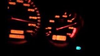 Mercedes SLK 32 AMG, Acceleration 0-270 KM/H