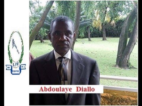 Abdoulaye Diallo  professeur à City  Univercity  de New-York  invité de  Lynx FM