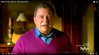 William Shatner Exposes the Organized Stalking of Cheryl Welsh on The History Channel