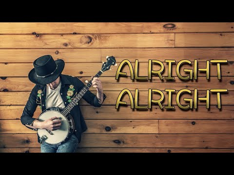 Alright Alright | Young Jeffrey's Song of the Week