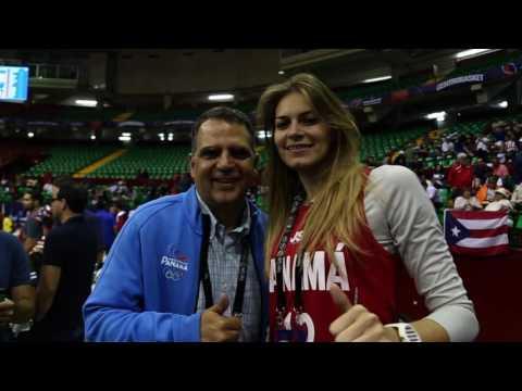 Final CentroBasket Panamá 2016