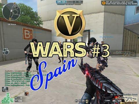 Crossfire Clan BenJunior Destruction Mode SPAIN VIP WARS #3