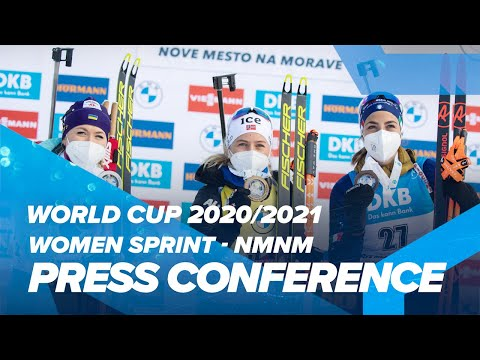 NMNM 2021: Women Sprint Press Conference