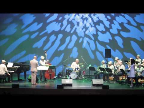 """Atlántico Big Band En Teatro Mayor """"Fascinatin' Rhythm"""", Director Guillermo Carbó"""