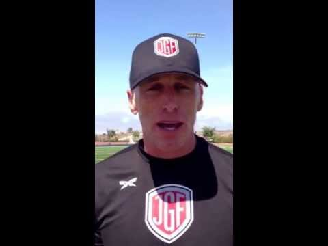 SDFNL interview with Former NFL Pro Bowl QB Jeff Garcia