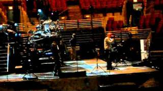 linkin park burning in the skies soundcheck live lpu summit united center chicago 1 26 2011