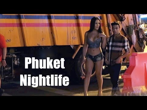 Patong After Midnight - Phuket Vlog 219