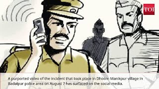 Greater Noida: 3 cops shunted out for assaulting man