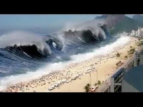 印度洋海嘯登陸泰國 - 毀滅性的一刻 - YouTube