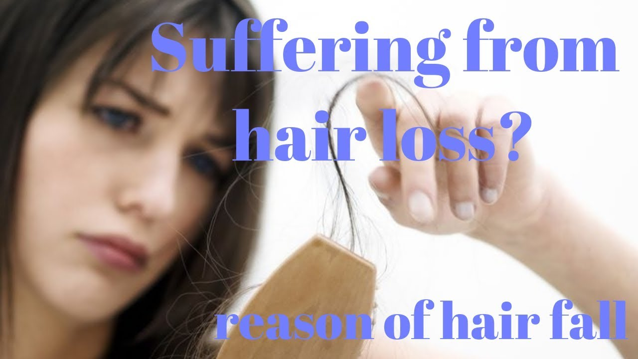 Why is your hair falling out? (thinning hair/baldness ...