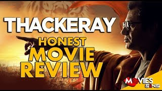 THACKERAY : Movie Review | Nawazuddin Siddique | Amrita Rao