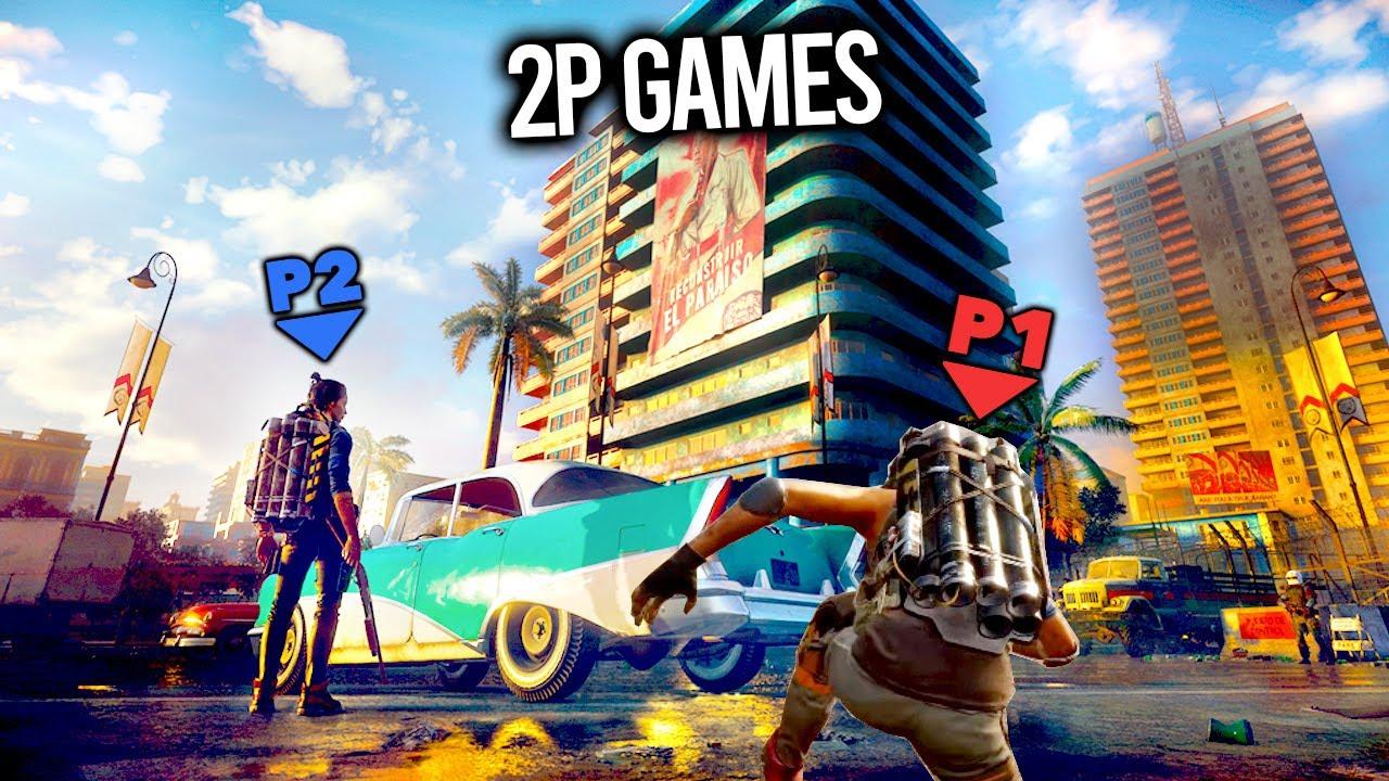 Download Top 10 NEW CO-OP Games of 2021