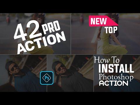 42 Plus Photoshop Actions Download। Download Photoshop Action । Photoshop Pro Action Free Download ।