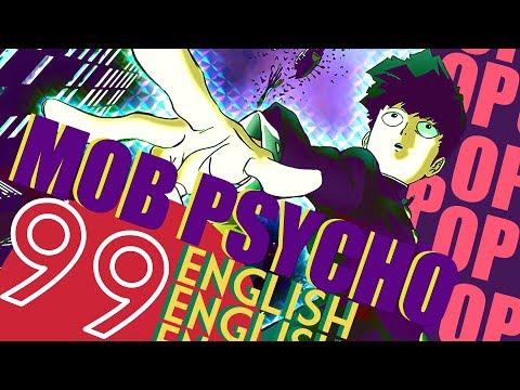 """""""99"""" - Mob Psycho 100 (ENGLISH Cover by Sapphire ft. Altr Audio)"""