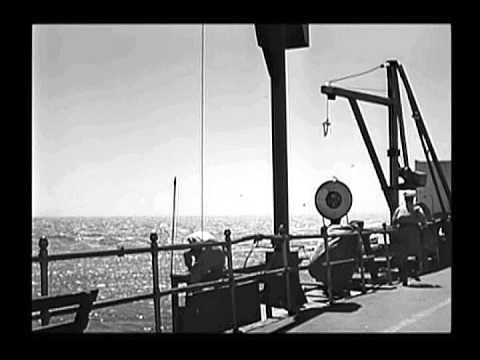 Quicksand 1950 Movie - Ending scene at Santa Monica Pier
