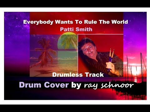 Everybody Wants To Rule The World, Patti Smith Drum Cover mp3
