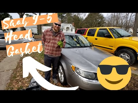 2006 Saab 9-5 Head Gasket Replacement Made Simple!