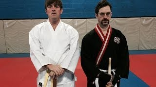 Dave Barnes- Karate Lessons YouTube Videos