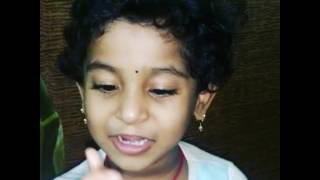 BAAHUBALI SIVAGAMI FAMOUS DIALOGUES BY LITTLE BABY