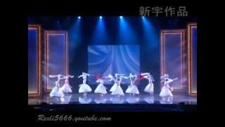 Rex`sDance work - L.A. holiday Tibetan dance