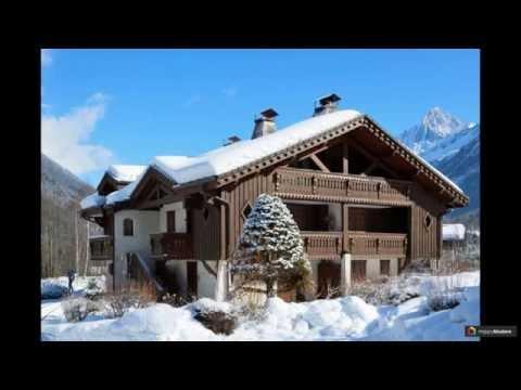 Дома в стиле шале: 55 лучших воплощений эстетики Альп в интерьере