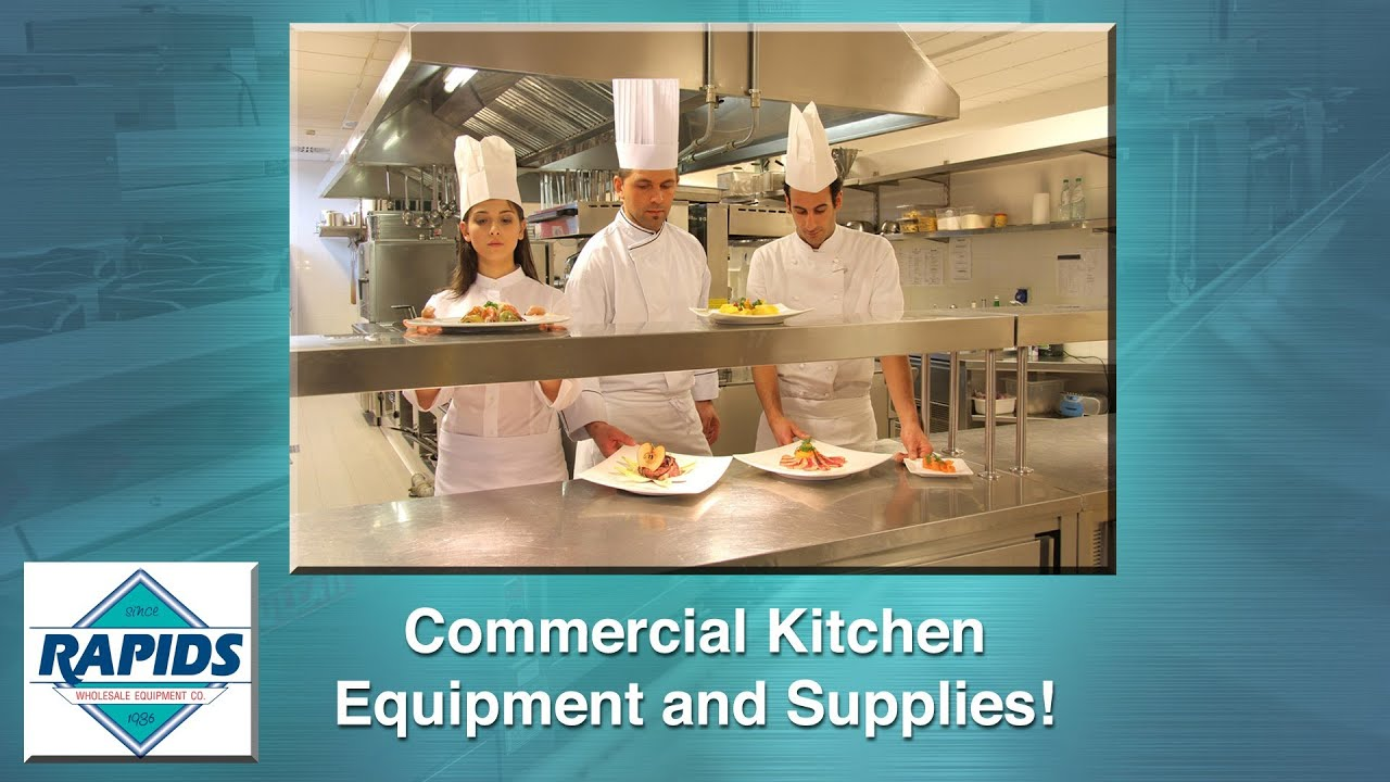mercial kitchen equipment from rapidswholesale youtube