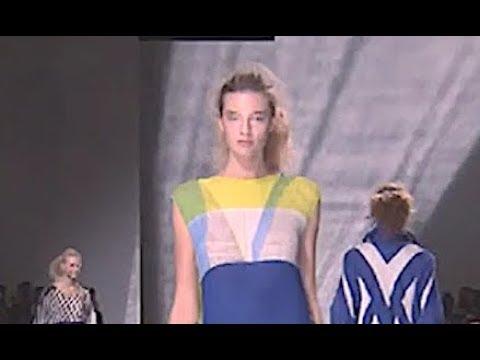 ISSEY MIYAKE Spring Summer 2013 Paris - Fashion Channel