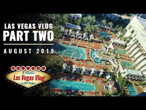 Las Vegas Vlog (10/08/19 - 23/08/19) Part Two