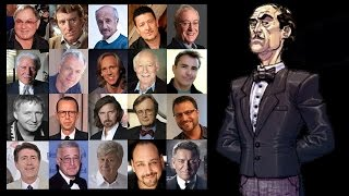 Comparing The Voices - Alfred Pennyworth