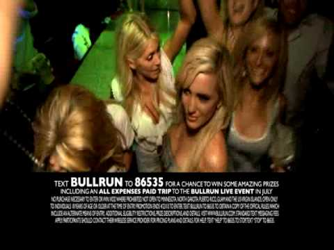 Bullrun Live Rally 2010 Sweepstakes