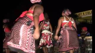 Gonda Ya bara Isanga troupe performing TAITA KISHAWI DANCE ON SAT, FEB 14 2015 AT GALAXY VOI RESORT