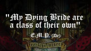 My Dying Bride - Quotes Trailer (from Feel the Misery)