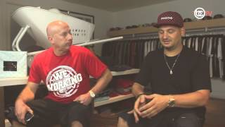 Nicky Diamond talks Diamond Supply Co, Skateboarding & Music