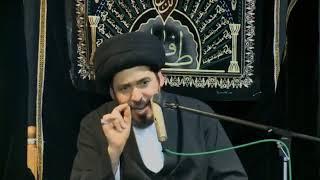 السيدة فاطمة الزهراء ع أول معصوم يؤكد على محورية القرأن بعد رحيل النبي محمد ص - السيد منير الخباز