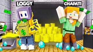 THE BIGGEST BANK ROBBERY EVER | MINECRAFT