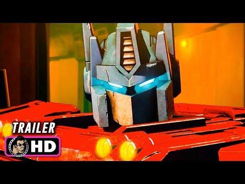 TRANSFORMERS: WAR FOR CYBERTRON Trailer (2020) Netflix