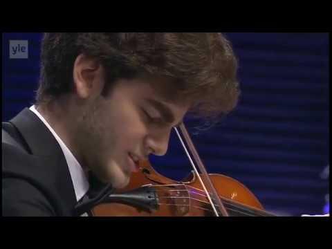 Sibelius Violin Concerto | Emmanuel Tjeknavorian